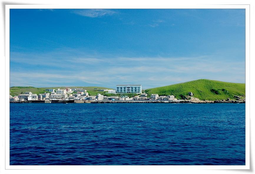 澎湖最西边岛屿--花屿
